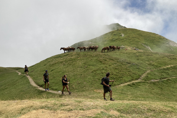 Randonnée pour tous dans les Pyrénées