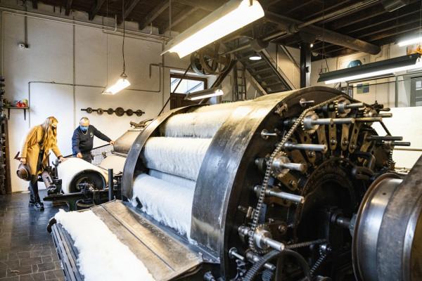 Eintrittsticket Tuchfabrik