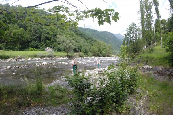 Jour-J – Pêche – 1 jour – Pyrénées