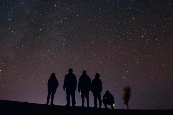 Pic du Midi de Bigorre nocturne