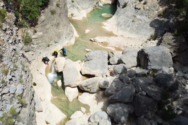 Séjour Canyoning Mont Perdu
