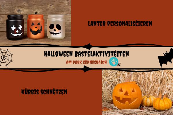 Ticket: Ateliers de bricolage Halloween