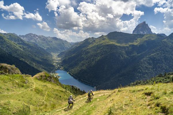 Week-end – VTT Enduro Shuttle – Artouste – 2 jours – Pyrénées
