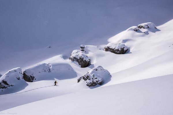 Week-end – Freeride & Bivouac – Artouste – 2 jours – Pyrénées