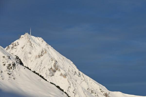 Au pied du Pic du Midi de Bigorre