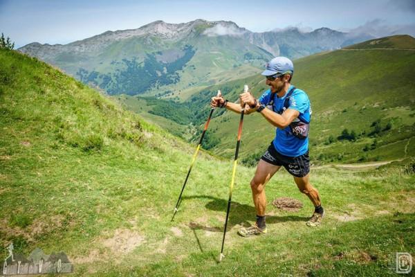 stage course en montagne