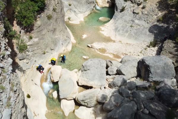 Séjour – Canyoning – Sierra de Guara – 6 jours – Pyrénées