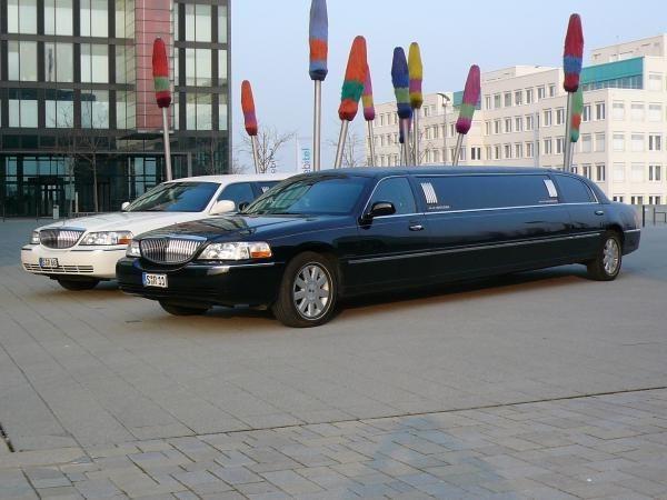 Miet-Stretch-Limousine in Stuttgart