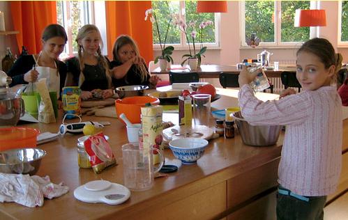 Kochkurs für Kinder in München Isarvorstadt