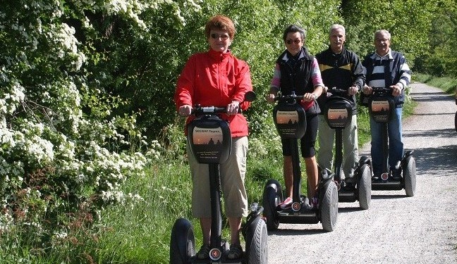 Segway-Naturtour in Cuxhaven