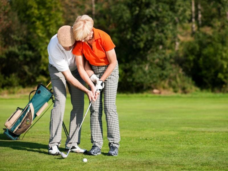 Golf rund um München - Platzreifekurs