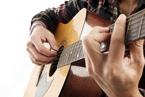 Gitarrenunterricht in Darmstadt