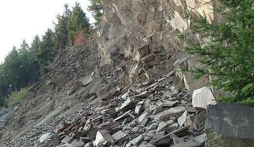 Bergwerk-Führung in Fell