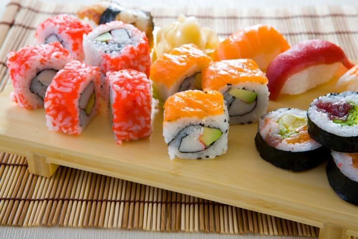 Sushi und Co - Japanische Küche in Frankfurt am Main