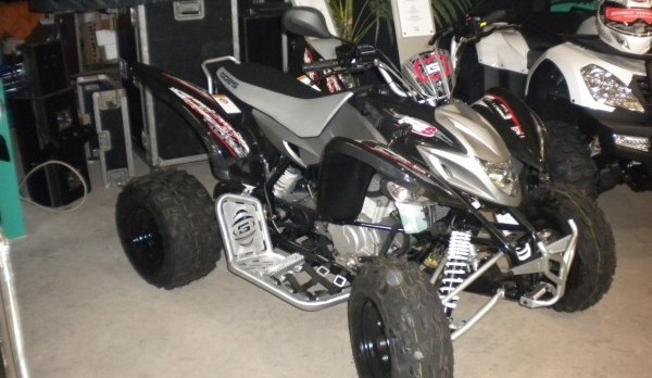 Quad Goes-350s mieten in Hamm