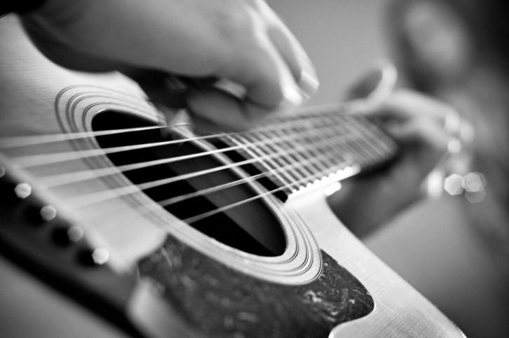 Gitarrenunterricht in Landau - Schnupperstunde