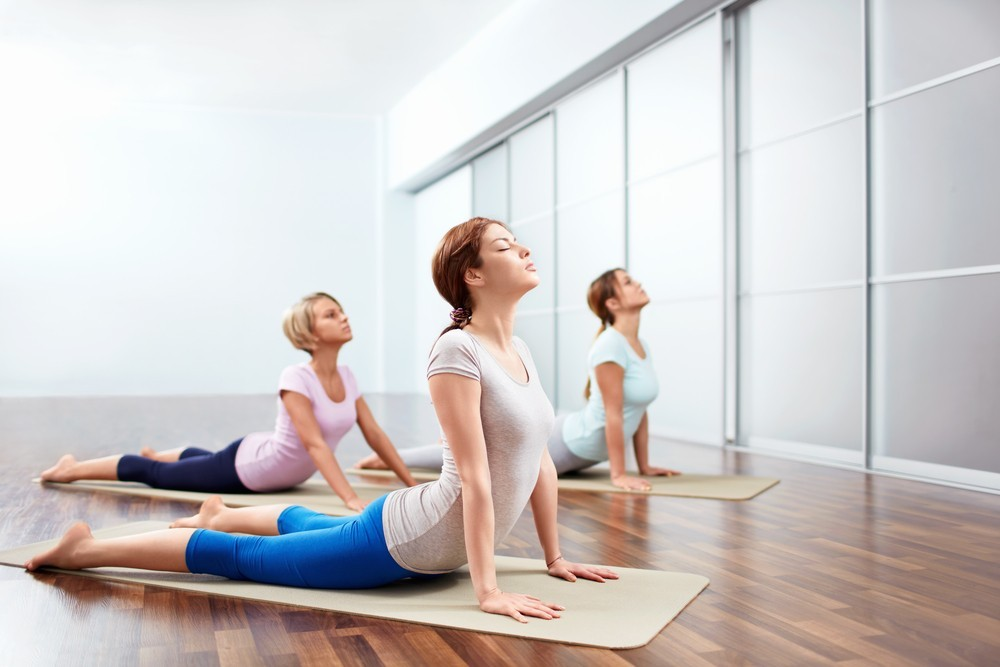 5er-Karte Yoga-Training in Augsburg