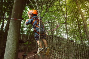 Adventure with friends - kids birthday package