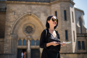Eine Geschichte aus der Vergangenheit - Rundgang durch die Altstadt von Luxemburg-Stadt