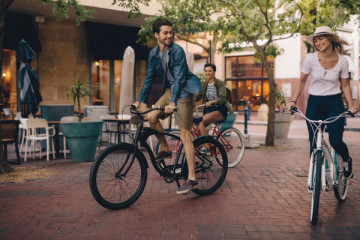 Luxembourg-City: discover Luxembourg's cultural heritage with your own bike