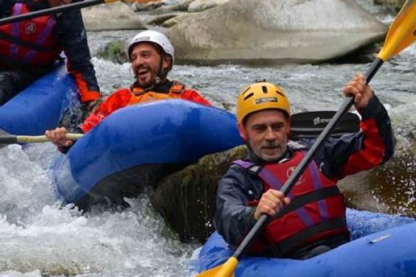 Rockonda Pack Rafting