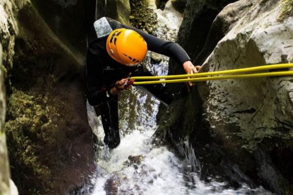 Rockonda Canyoning