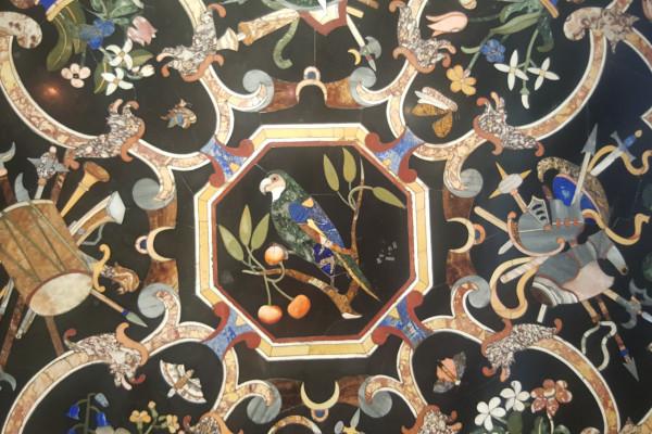 """Tour guidato di un'ora all'Opificio delle Pietre Dure: il Mosaico """"commesso"""" fiorentino"""