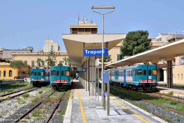 Stazione Centrale di Trapani