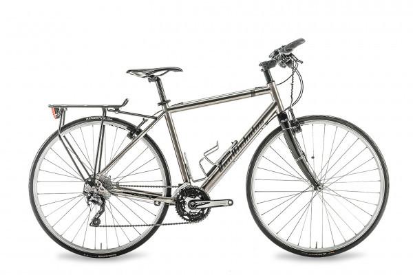 Bici in vendita trekking - titanio usato