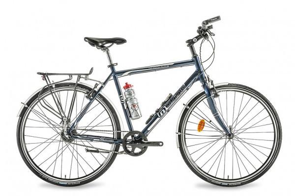 Bici Trekking da uomo in Alluminio