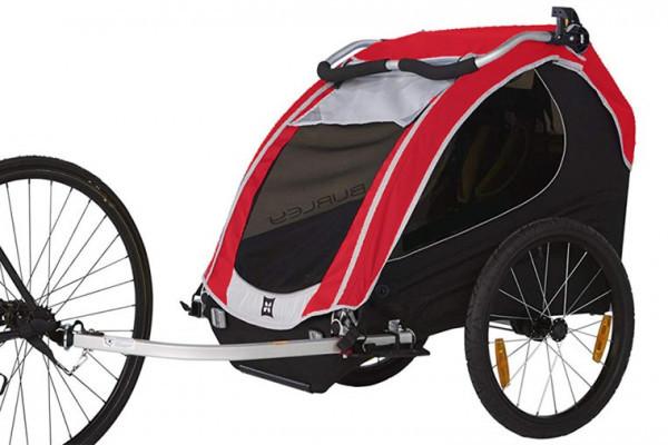 Carrellino per trasporto bambini - Burley RentalCub