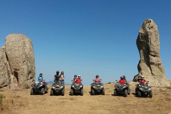 La Stonehenge Siciliana presso Montalbano Elicona