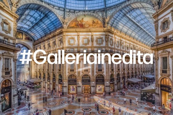 #Galleriainedita