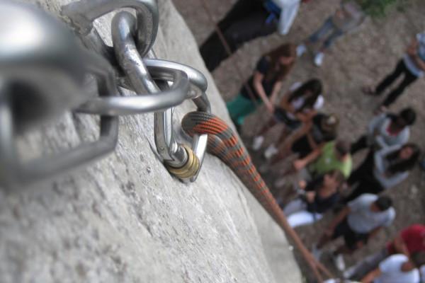Corso di arrampicata rock climbing Arco di Trento #lolgarda
