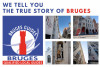 Het kosmopolitische Brugge