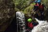 Canyoning in de Rio Nero