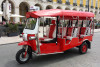 Historic Lisbon Tuk Tuk Tour