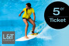 Hasewelle Surfing - (5 Slot Ticket) for Children and Adults