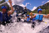 Whitewater Rafting on the Nationalpark River ISEL