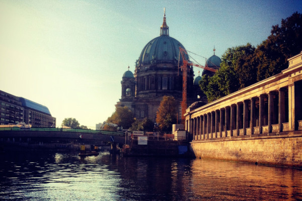 Berlin Dome and Museum Island