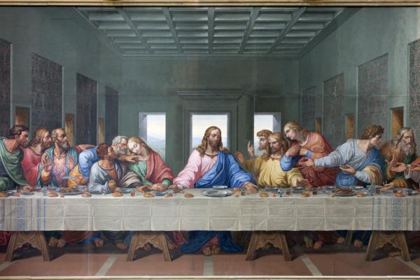 Milan Leonardo da Vinci Last supper tour