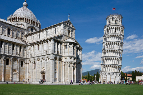Pisa Campo dei Miracoli Leaning Tower, Cathedral and Baptistery tour