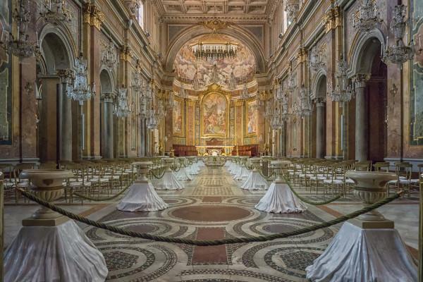 Basilica San Clemente Underground Rome walking tour