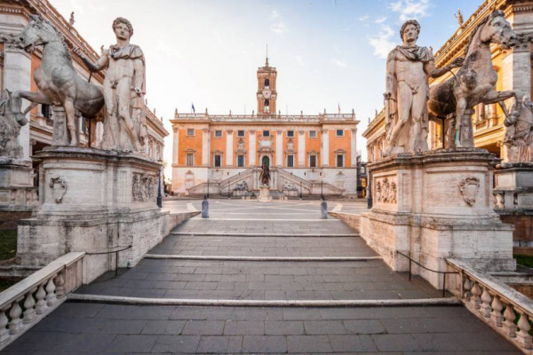 capitoline museum rome