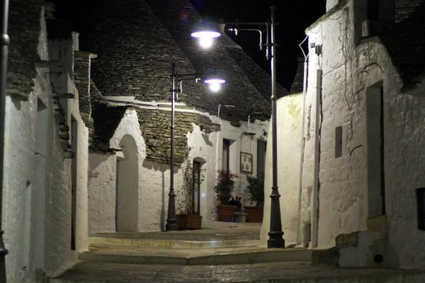 Vicoli di Alberobello