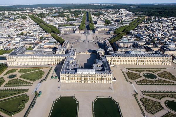 Versailles Palace and Garden
