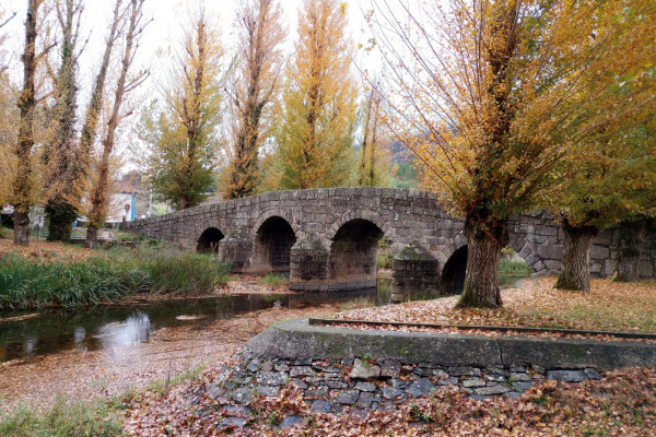 Portagem 15th century bridge