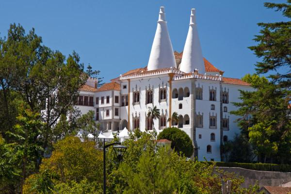 Sintra - Palácio Nacional de Sintra