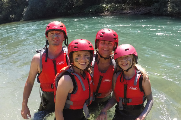 Rafting with OUTDoor Slovenia 1