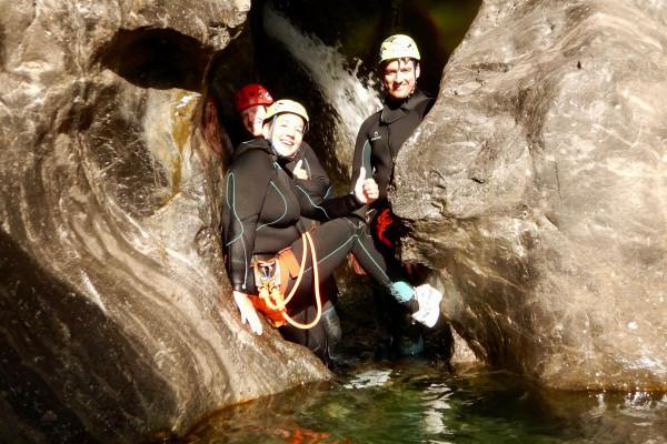 Lolgarda Canyoning Rio Nero & Palvico Ledro Valley Outdoor activities